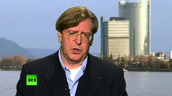 Dr Udo Ulfkotte, journalist and former CIA propagandist