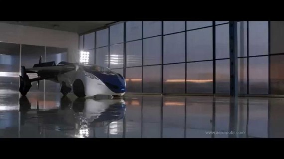 AeroMobil 3.0 – official video